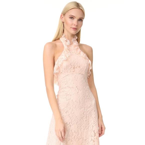 Lover Affinity Ruffle Halter Dress 32fe0e32f